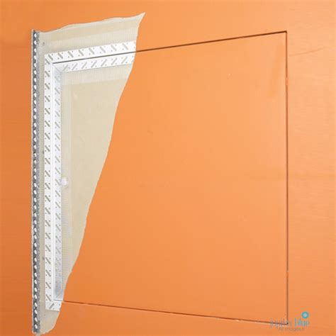Plasterboard Ceiling Access Panels by Plaster Door Access Panel 60 Minute