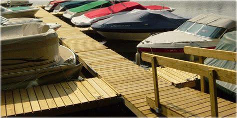 photo gallery floating wood docks boat docks