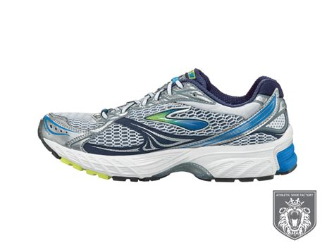 mens ghost 4 running shoes white obsidian strong