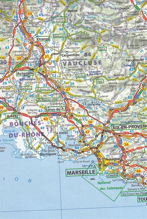 southern map southern michelin map buy map of southern