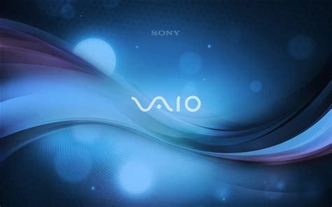 imagenes para fondo de pantalla vaio logotipo de sony vaio azul resumen de antecedentes fondos