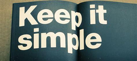 Keeping It Simple by Keep It Simple Nightwriterpoet