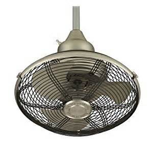 caged ceiling fans fanimation of110sn extraordinaire caged ceiling fan satin