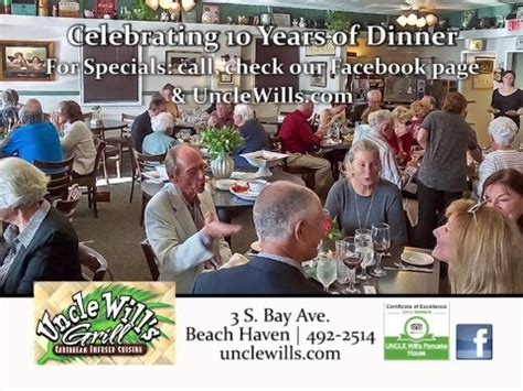 uncle wills pancake house lbi tv 187 blog archive 187 uncle will s grill beach haven nj