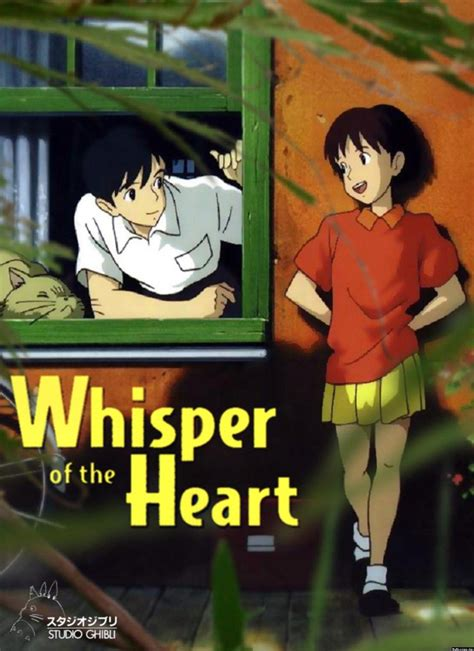 film studio ghibli streaming 23 best whisper of the heart images on pinterest studio