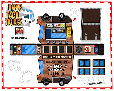 paper truck paper truck template www pixshark com images galleries
