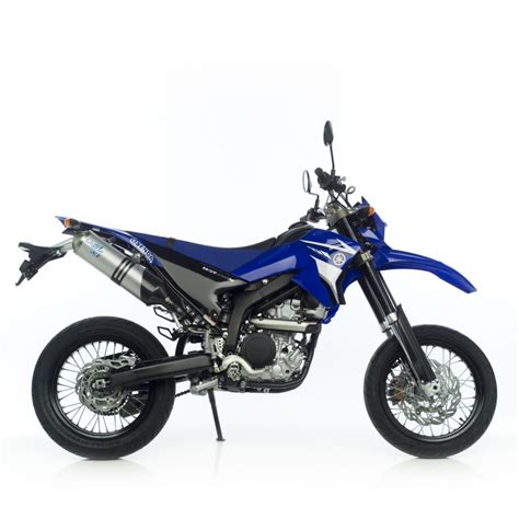 Cross Motorrad 50ccm Yamaha by Auspuff Leovince X3 Enduro Alu F 220 R Yamaha Wr 250 X 2007
