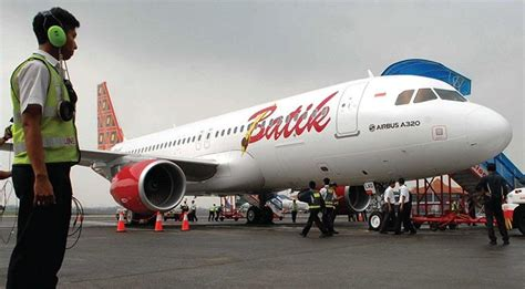 batik air flight number 51