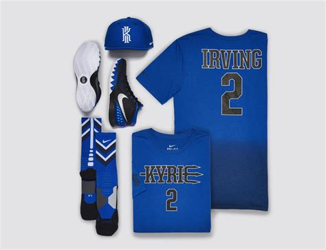 T Shirt Kaos Kyrie Irving Cleveland Hitam Silver 1503 Dear Aysha pics nike s kyrie 1 quot brotherhood quot is a throwback to the duke days waiting for next year
