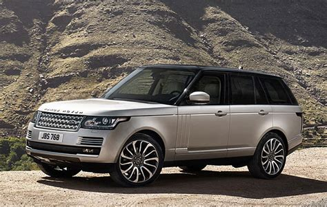 Range Rover Price 2013 by 2013 Range Rover Makes U S Debut With 83 500 Base Price