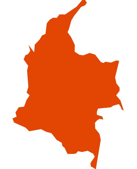 colombia vector map geo map south america brazil brazil in south america