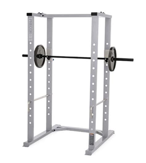 Precor Squat Rack by Iron Grip Eweight Planner