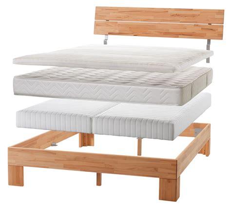 Le Bett Kopfteil by Boxspring Einlegesystem Kingston F 252 R Bettrahmen Betten De