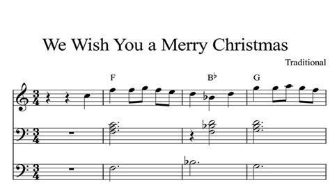 merry christmas christmas sheet  piano organ keyboard book  youtube