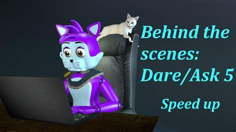 askfm behind the scene behind the scenes dare ask 5 youtube
