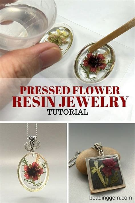 how to make flowers into jewelry best 25 resin jewelry ideas on diy