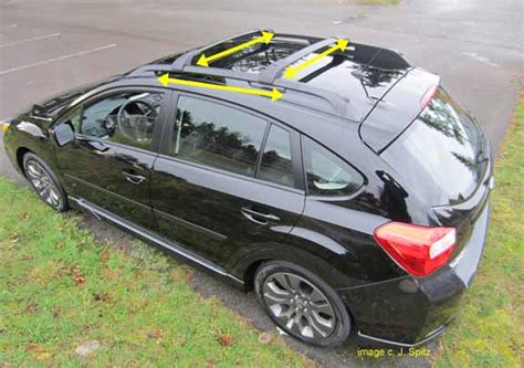 2008 Subaru Impreza Roof Rack by 2013 Impreza Subaru Specs Options Dimensions And More