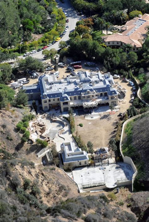 updated aerial pics of wahlberg s 34 000 square foot
