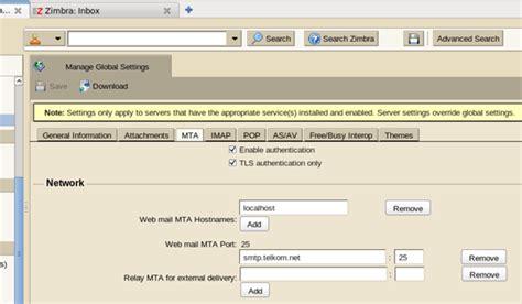 membuat email server zimbra membuat mailserver kantor dengan zimbra dan internet