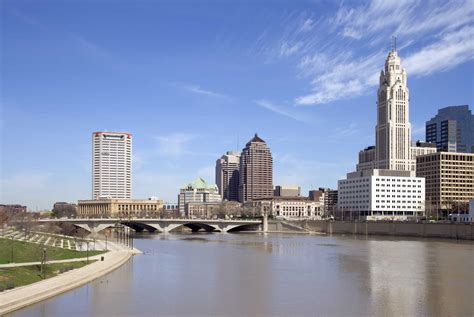 Executive Mba Columbus Ohio by Columbus Named Most Intelligent City In America The Ford