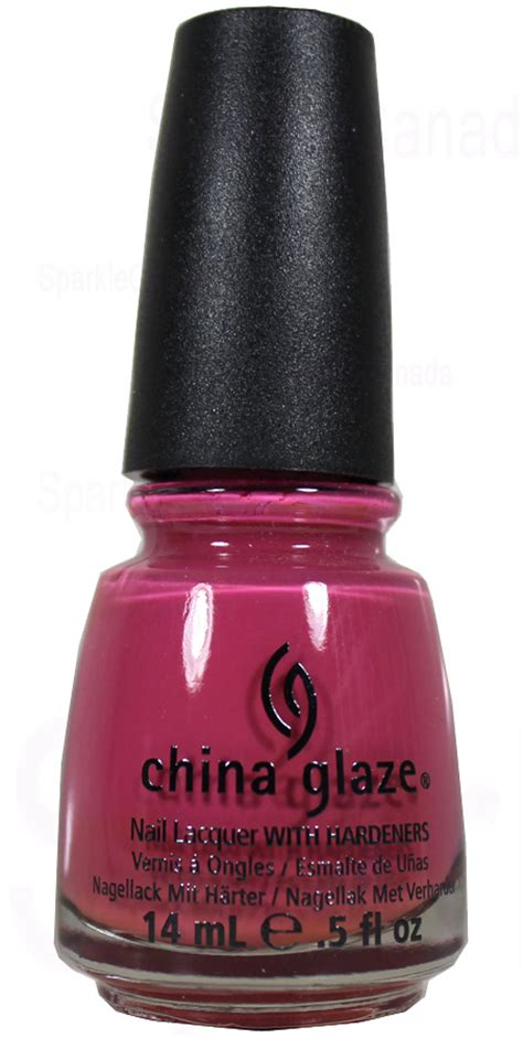 China Glaze Is Rosy China Glaze Is Rosy By China Glaze 1150 Sparkle