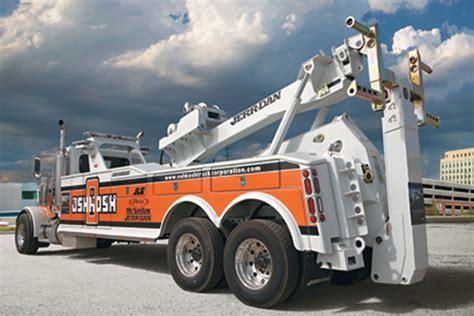 used heavy duty wrecker jerr dan 50 ton independent heavy duty wrecker composite