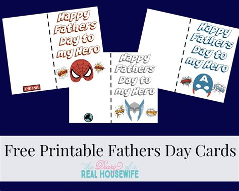 Free Printable Card Templates Fathers Day memory match the diary of a real