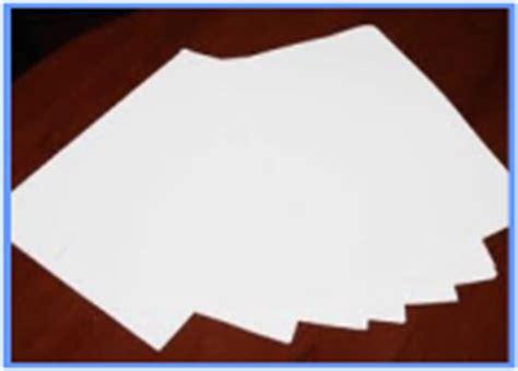 Tricom Kertas Buffalo Ukuran A4 macam macam tipe kertas