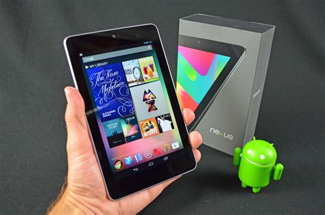 Spesifikasi Tablet Asus Nexus 7 8gb Wifi nexus 7 tablet unboxing review