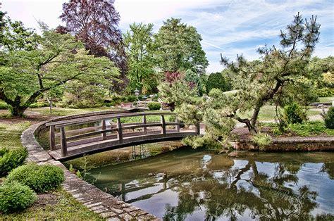 Japanese Garden Roger Williams Park Providence Ri Botanical Gardens Ri