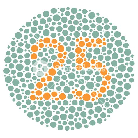 color blind test pictures color blindness test 25 royalty free stock image