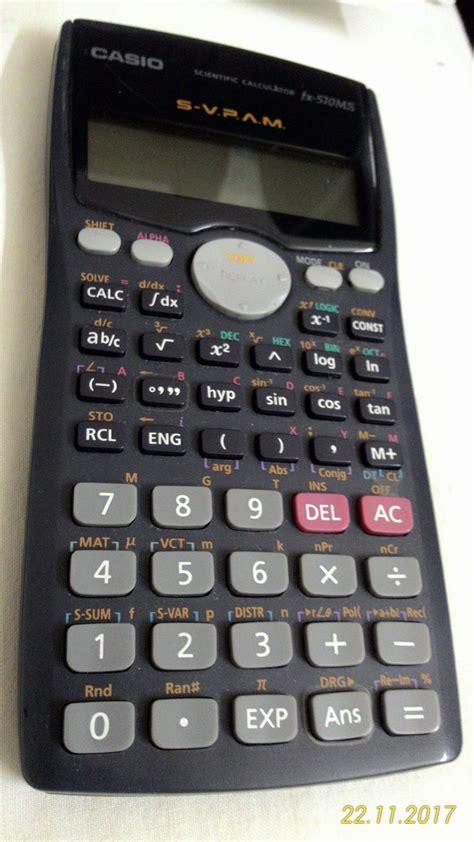 Kalkulator Calculator Scientific Casio Fx 350ms Ori Original Foto Asli casio scientific calculator fx 350ms 12 digit electronic calculator reviews
