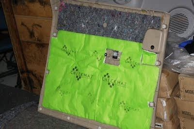 Tyt Peredam Suara Akustik 4 Pintu peredam suara sesuai kebutuhan anda