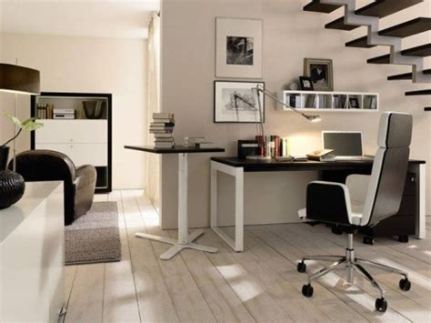 modern home office design with black and white luxury modern home office interior ideas beautiful homes
