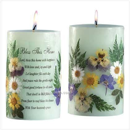 bless candles bless this home candle china wholesale bless this home candle
