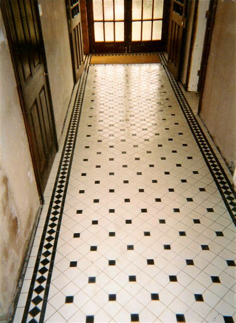 Bathroom Tile Flooring Ideas For Small Bathrooms by Victorian Tiling Victorian Tiles Floors Paths Expertly