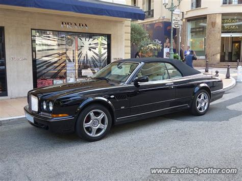 bentley monaco bentley azure spotted in monaco monaco on 05 11 2018