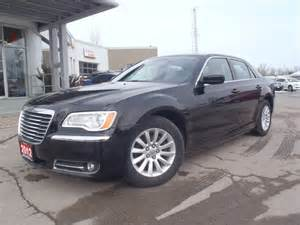 2012 Chrysler Touring 2012 Chrysler 300 Touring Belleville Ontario Used Car