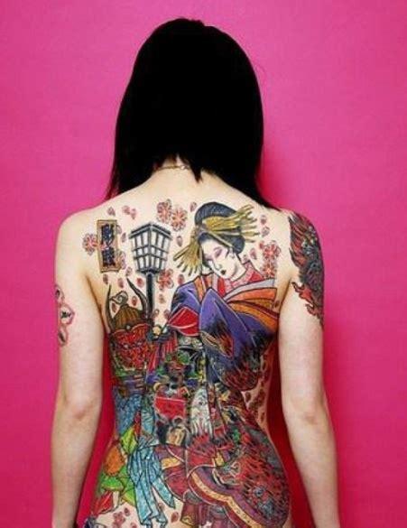 tattoo back japanese japanese tattoo designs for japanese art lovers