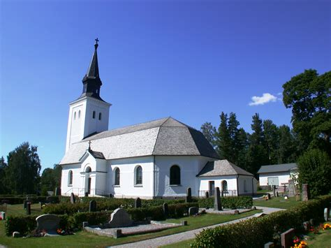 churches in sweden