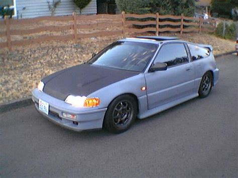 custom honda crx pin custom honda crx delsol photos on