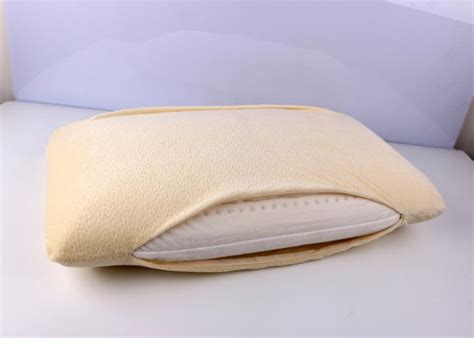 latex foam bed pillows cotton cover latex foam rubber pillow size in 60 215 40 215 13