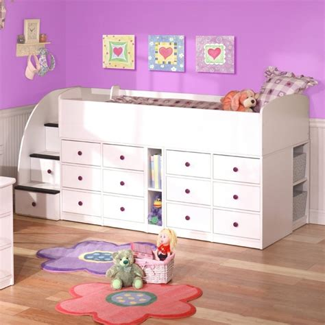 Captain Bunk Beds Captain S Bed With Stairs Cool Bedrooms