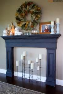 fireplace surround diy faux fireplace mantel surround 187 rogue engineer
