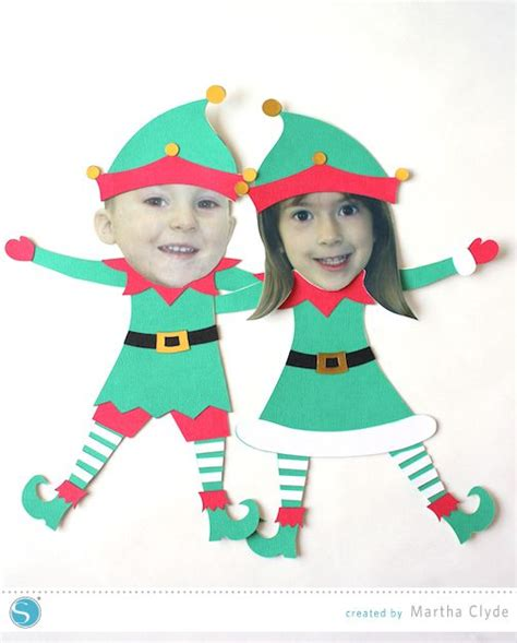 elf yourself template printable elf yourself christmas craft teacher carly s cuties