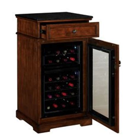 tresanti 24 bottle wine cabinet chateau refrigerated wine