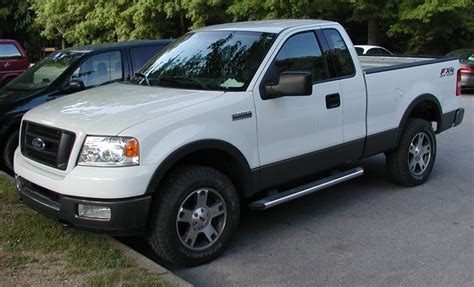 F 150 Fx4 2004 by File Ford F150 Fx4 2004 Jpg Wikimedia Commons