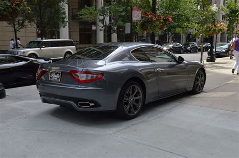 Maserati Chicago by 2009 Maserati Granturismo S Stock L228b For Sale Near