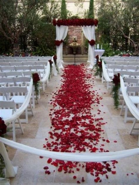 Wedding Ceremony Decorations by Indoor And Outdoor Wedding Ceremony Decorations 2362965
