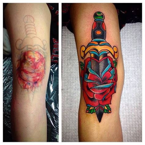 quand on change d avis 25 sauvetages de tatouages qui